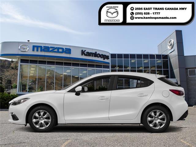 2016 Mazda Mazda3 Sport GX (Stk: P3389A) in Kamloops - Image 1 of 1