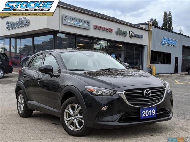 2019 Mazda CX-3 GS (Stk: 35856) in Waterloo - Image 1 of 26