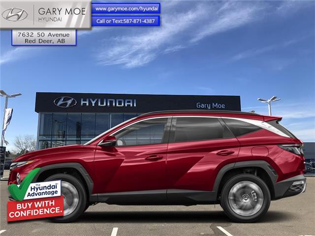 2022 Hyundai Tucson Preferred AWD (Stk: 2TU2185) in Red Deer - Image 1 of 1
