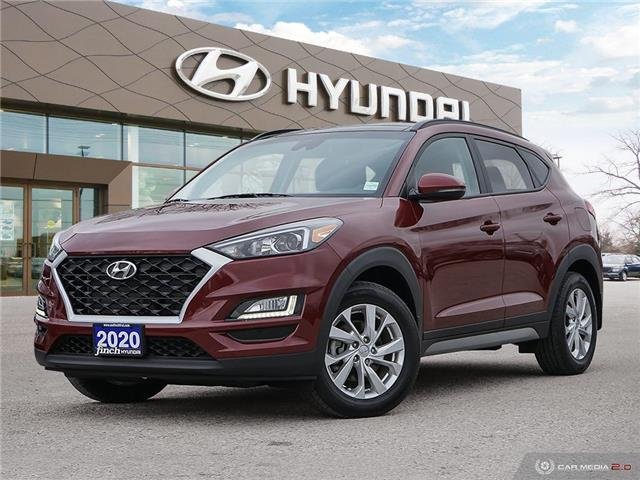 2020 Hyundai Tucson Preferred w/Sun & Leather Package (Stk: 99545) in London - Image 1 of 27