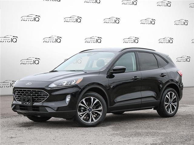 2021 Ford Escape SEL Black
