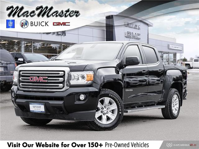 2016 GMC Canyon SLE (Stk: 21331AA) in Orangeville - Image 1 of 28