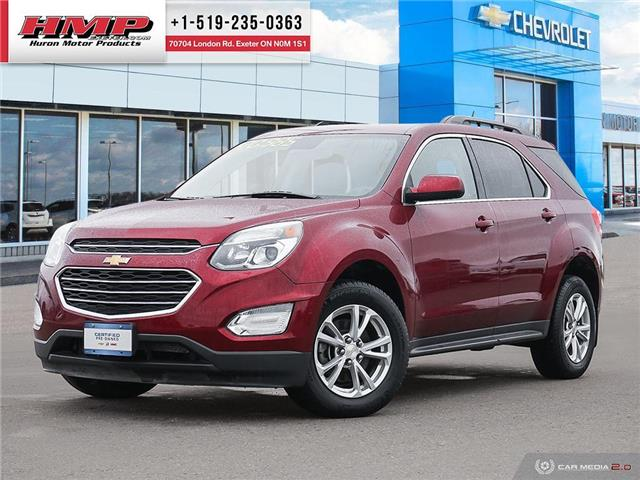 2017 Chevrolet Equinox 1LT (Stk: 79351) in Exeter - Image 1 of 27
