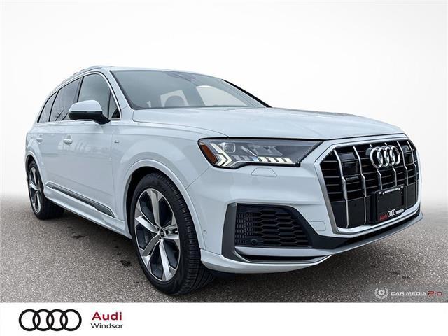 2021 Audi Q7 55 Technik (Stk: 21149) in Windsor - Image 1 of 30