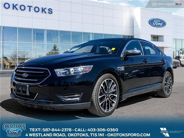 2018 Ford Taurus Limited (Stk: LK-1078A) in Okotoks - Image 1 of 26