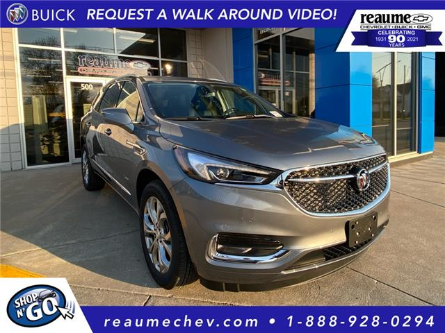 2021 Buick Enclave Avenir (Stk: 21-0504) in LaSalle - Image 1 of 6
