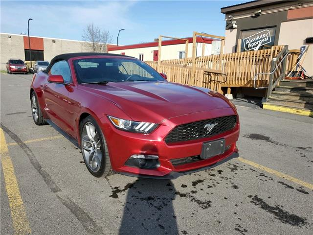 2017 Ford Mustang EcoBoost Premium (Stk: A21077) in Ottawa - Image 1 of 22