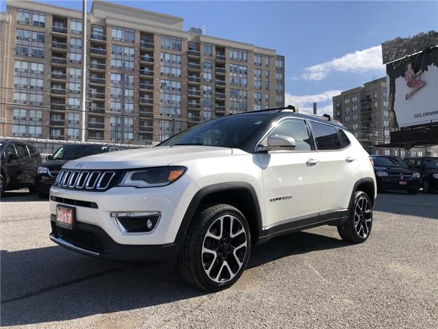 2017 Jeep Compass Limited (Stk: P5296) in North York - Image 1 of 31