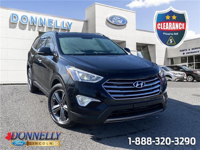 2013 Hyundai Santa Fe XL Limited KM8SNDHF3DU024135 CLDV144A in Ottawa