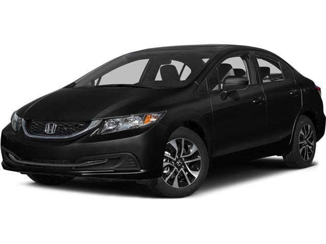 2015 Honda Civic EX (Stk: 21350A) in Cambridge - Image 1 of 1