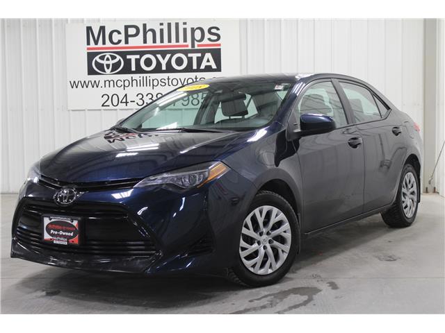 2018 Toyota Corolla LE (Stk: P153122A) in Winnipeg - Image 1 of 23