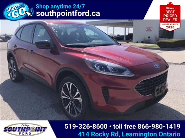 2021 Ford Escape SE (Stk: SEP6941) in Leamington - Image 1 of 24