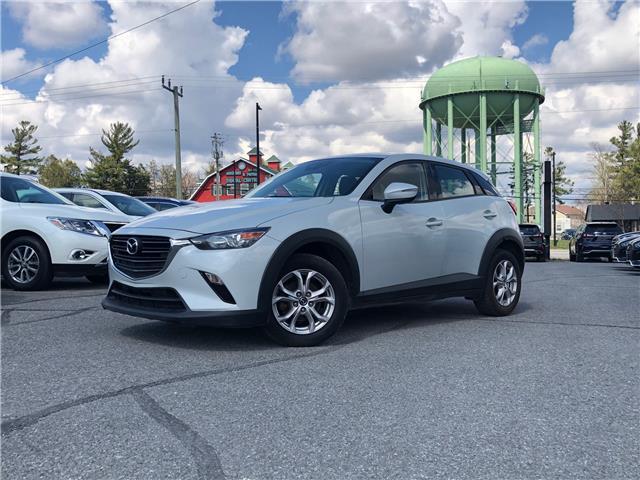 2019 Mazda CX-3 GS (Stk: 6365) in Stittsville - Image 1 of 11