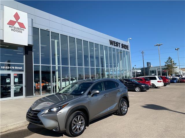 2017 Lexus NX 200t Base (Stk: BM4089) in Edmonton - Image 1 of 27