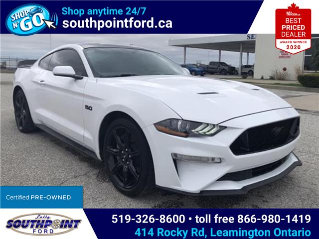 2020 Ford Mustang GT (Stk: S27113C) in Leamington - Image 1 of 25