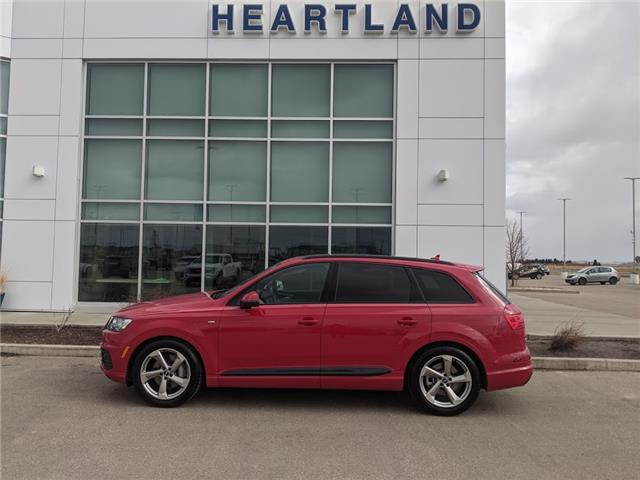2018 Audi Q7 3.0T Technik (Stk: MEP005A) in Fort Saskatchewan - Image 1 of 42