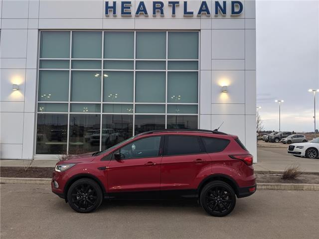 2019 Ford Escape SE (Stk: B10891) in Fort Saskatchewan - Image 1 of 34