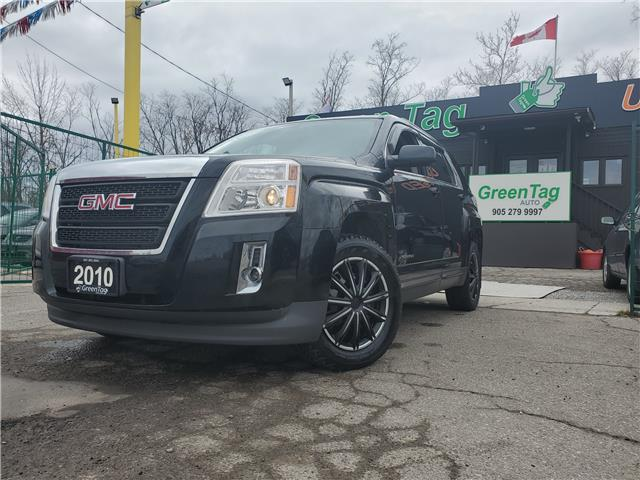 2010 GMC Terrain SLE-2 (Stk: 5580) in Mississauga - Image 1 of 30