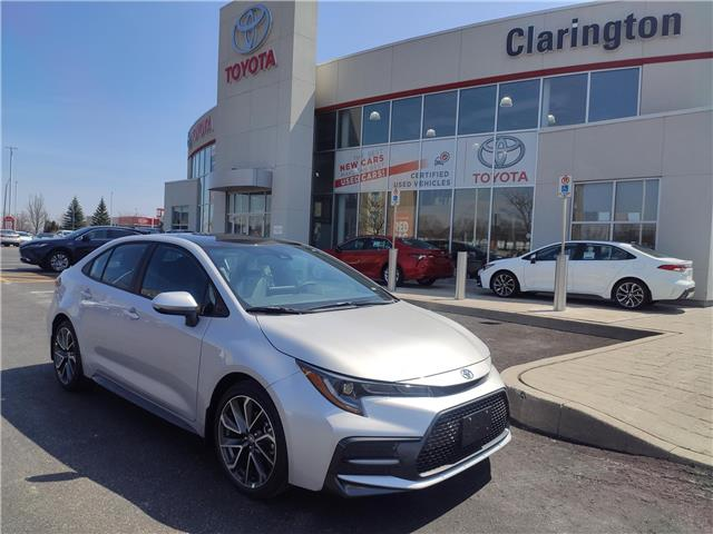 2021 Toyota Corolla XSE (Stk: 21412) in Bowmanville - Image 1 of 7