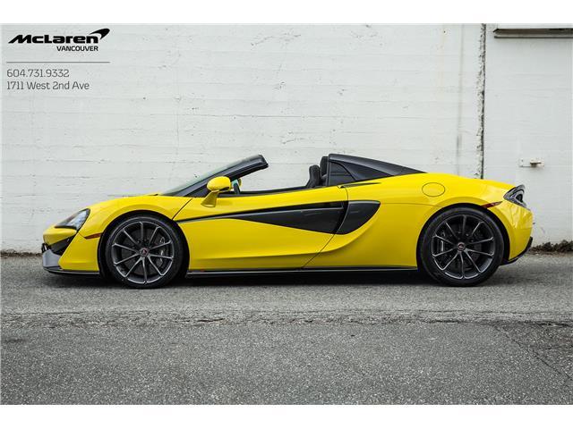 2018 McLaren 570S  (Stk: PL512827) in Vancouver - Image 1 of 15