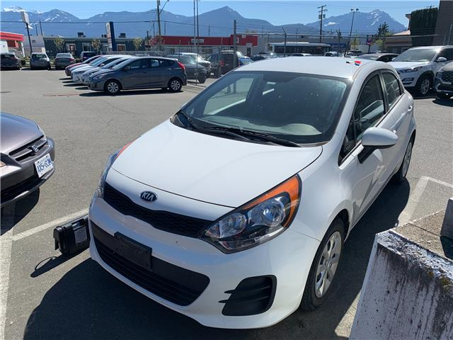 2017 Kia Rio5 LX (Stk: HB3-6614A) in Chilliwack - Image 1 of 5