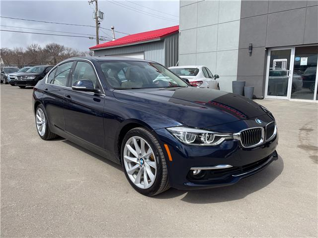 2017 BMW 320 XI  (Stk: 14889) in Regina - Image 1 of 21