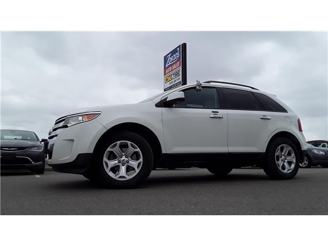 2011 Ford Edge SEL (Stk: p806) in Brandon - Image 1 of 27