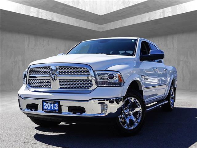 2013 RAM 1500 Laramie (Stk: 9748A) in Penticton - Image 1 of 24