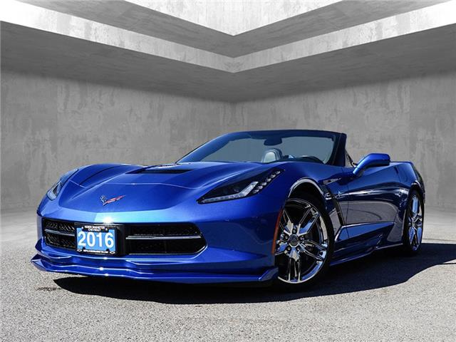 2016 Chevrolet Corvette Stingray (Stk: 9752A) in Penticton - Image 1 of 14