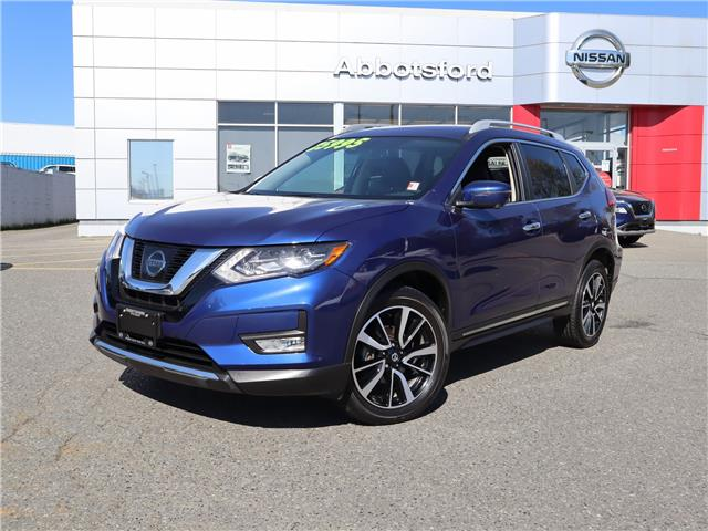 2017 Nissan Rogue SL Platinum (Stk: A21117A) in Abbotsford - Image 1 of 30