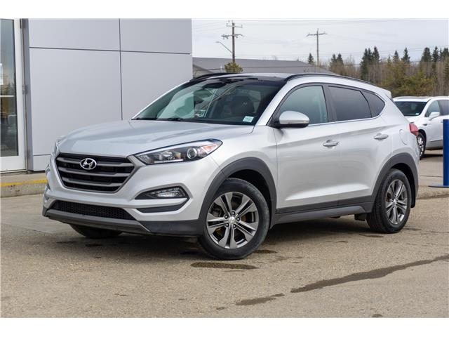 2016 Hyundai Tucson Limited (Stk: 20-182A) in Edson - Image 1 of 15