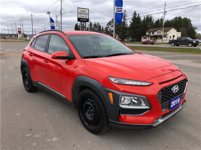 2019 Hyundai Kona 1.6T Trend KM8K3CA51KU246901 5610-21A in Sault Ste. Marie