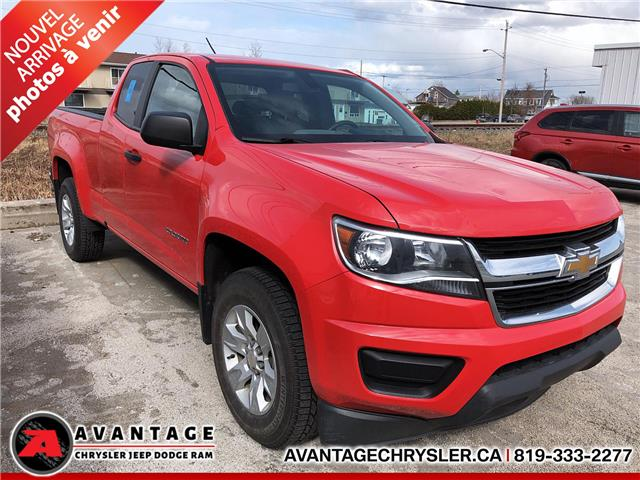 2018 Chevrolet Colorado WT (Stk: 0951) in La Sarre - Image 1 of 1