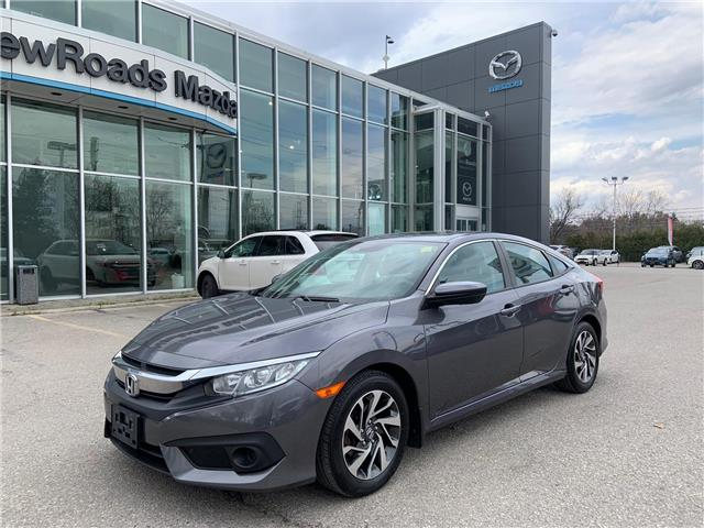 2017 Honda Civic EX (Stk: 14678) in Newmarket - Image 1 of 27