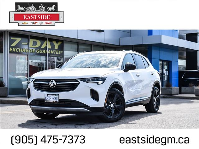 2021 Buick Envision Essence (Stk: MD098733) in Markham - Image 1 of 30