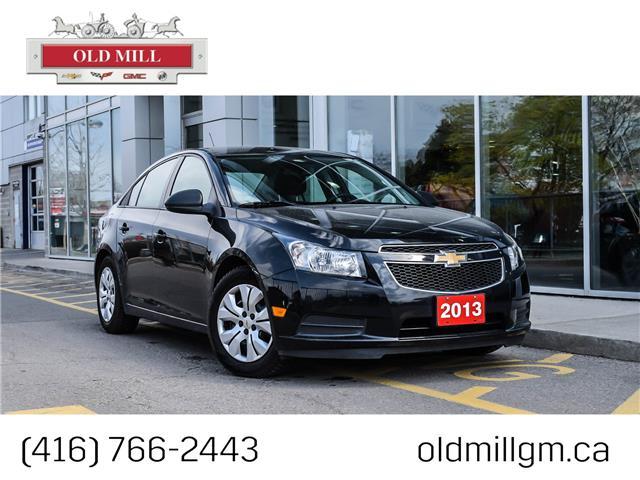 2013 Chevrolet Cruze LS (Stk: 264340U) in Toronto - Image 1 of 18