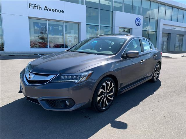 2017 Acura ILX A-Spec (Stk: 21068A) in Calgary - Image 1 of 17