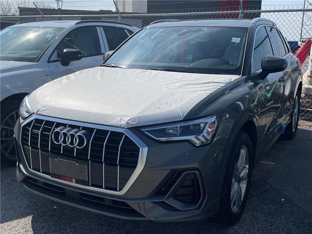 2021 Audi Q3 45 Technik (Stk: 210689) in Toronto - Image 1 of 5
