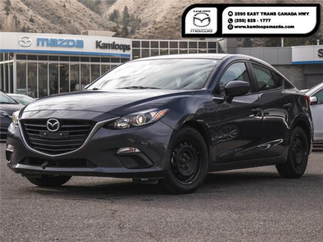 2014 Mazda Mazda3 GX-SKY (Stk: EM137A) in Kamloops - Image 1 of 28