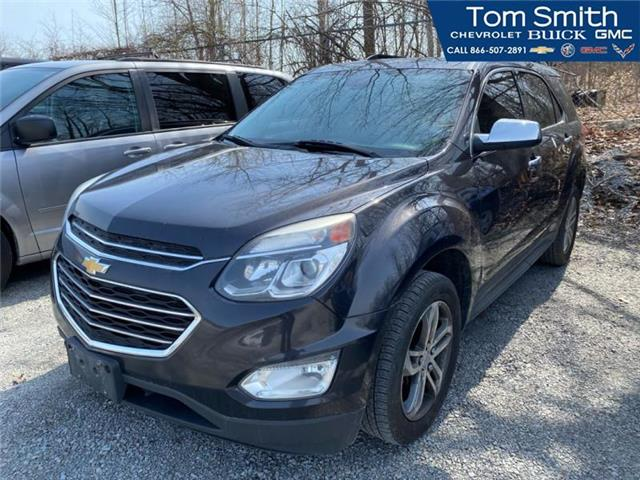 2016 Chevrolet Equinox LTZ (Stk: 210510A) in Midland - Image 1 of 1