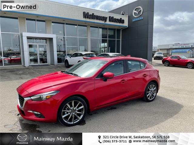2018 Mazda Mazda3 Sport GT (Stk: M21238A) in Saskatoon - Image 1 of 19