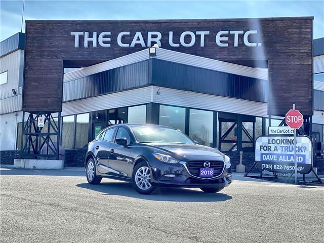 2018 Mazda Mazda3 Sport GS (Stk: 21113) in Sudbury - Image 1 of 23