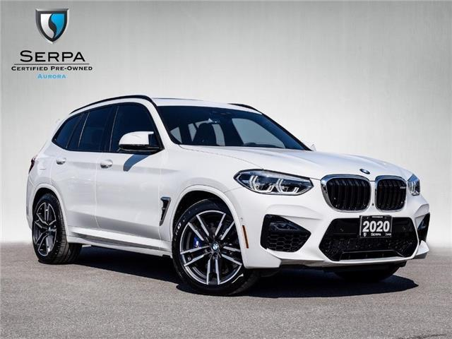 2020 BMW X3 M  (Stk: CP051) in Aurora - Image 1 of 28