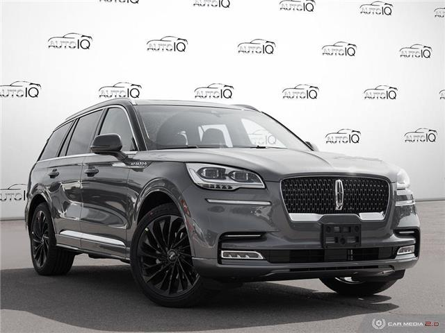2021 Lincoln Aviator Reserve (Stk: 1A004) in Oakville - Image 1 of 27