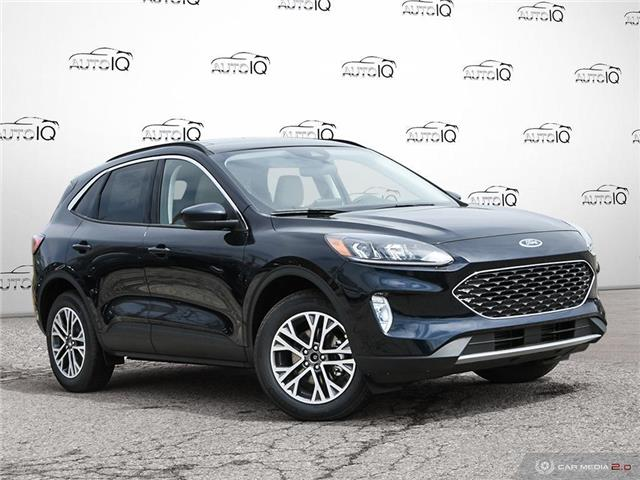 2021 Ford Escape SEL (Stk: 1T348) in Oakville - Image 1 of 27