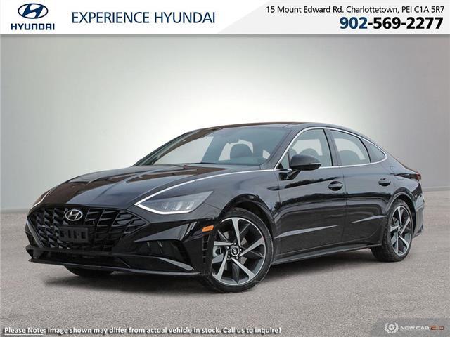 2021 Hyundai Sonata Sport (Stk: N1312) in Charlottetown - Image 1 of 23