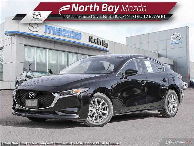 2021 Mazda Mazda3 GX (Stk: 21155) in North Bay - Image 1 of 23