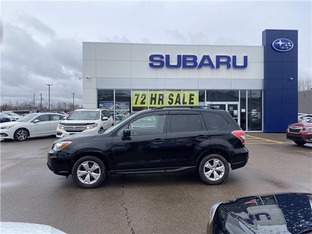 2015 Subaru Forester 2.5i Convenience Package (Stk: SUB2698A) in Charlottetown - Image 1 of 17