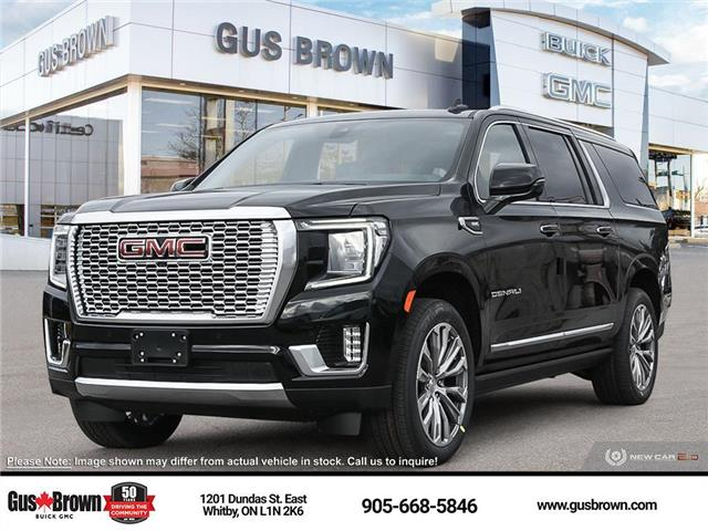 2021 GMC Yukon XL Denali (Stk: R324495) in WHITBY - Image 1 of 18