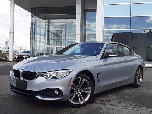 2017 BMW 430i xDrive (Stk: P9809) in Gloucester - Image 1 of 21